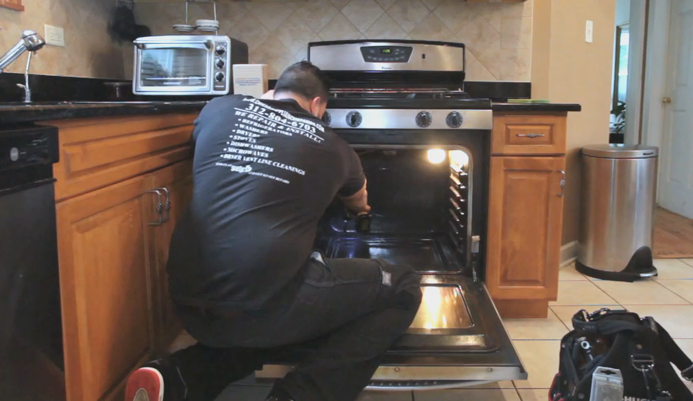 Appliance Repair services by top professionals in the Chicagoland area