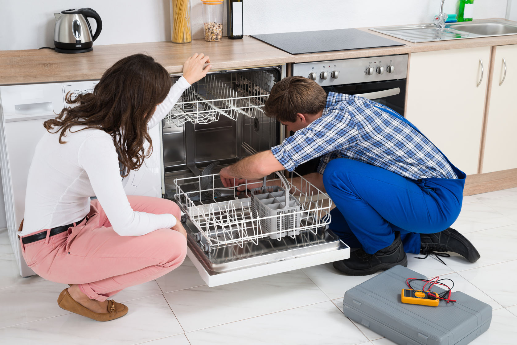 Dishwasher Repair Services and Installation - Chicago Appliance ...