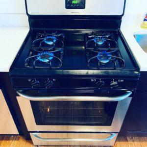 Frigidaire stove appliance repair