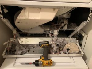 GE dryer repair services Chicago area