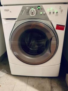 Whirlpool Duet Washer and Dryer Repair