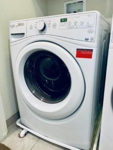 Whirlpool Washer and Dryer repair