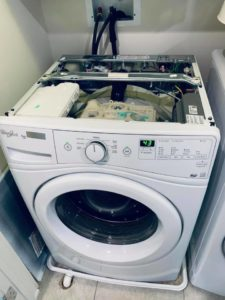 Whirlpool Washer and Dryer repairs