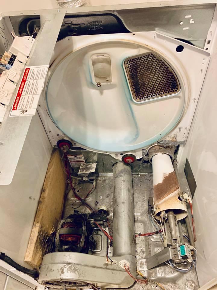 Whirlpool Duet Dryer Repair Service In Chicago Chicago